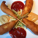 Shrimp Corndogs