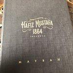 Bilde fra Hafiz Mustafa 1864, Sirkeci