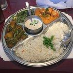 Chicken Tikka Dinner