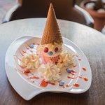 Pinocchio-ice cream