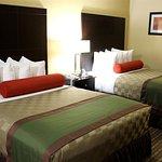 Executive 2 Queen Suite Bedroom