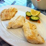 Billede af Mandria fish & chips
