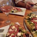 Amazing Mediterranean Pizza