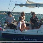 Montauk Private Sailing Lessons.