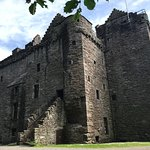 Photo of Huntingtower Castle