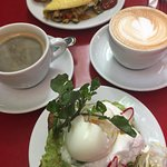 One of the best breakfast meals we've had in NYC and that is saying a great deal.