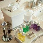 Spa Suite Bathroom Amenities