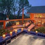 Spa Suite Grand Balcony Deck