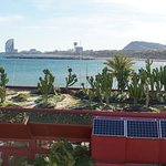 Bild från Port Olimpic