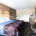 1 King Bed ADA Guest Room