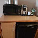 Complete Coffe corner, freeze included