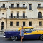 Cuba Classic Tours with Jesse in Old Havana