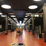 Bilde fra Arlanda Express
