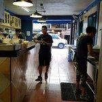 Merkadito Entrance Through Kitchen