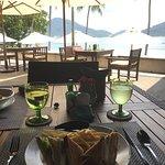 Lunch at Royal Bay Beach Club