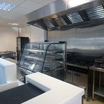 C J's Cafe, the only cafe on Deeside Ind Park where you can sit in or takeaway fresh cooked food