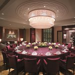 Shang Palace Private Dining Room (largest table)