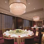 Shang Palace Private Dining Room (twin tables)