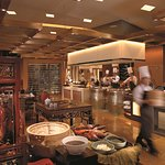 Yi Cafe Hot Section