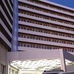 Excelente hotel y excelente vista