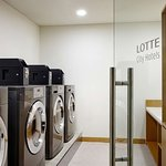 Self Coin Laundry Room