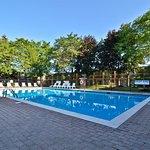 Outdoor Courtyard Pool