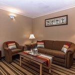King Suite Massage Bed