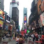 Times Square – fénykép