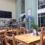 World Peace Cafe, Conishead Priory, nr Ulverston