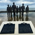 Leyte Landing Memorial Park - a everlasting monument to the fulfillment of a promise by Gen. Dou