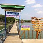 Gerbang Masuk Pulau Mangrove