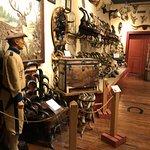 The Teddy Rosevelt room
