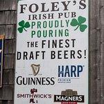Photo de Foley's Irish Pub