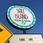 Salt Island Fish and Beer