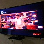 Coomon Area with Smart TV