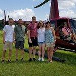 Bilde fra Hang Ten Helicopters