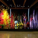 A glass wonderland created by Dale Chihuly