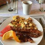 Very tasty breakfast