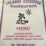 Foto di Island Cusine