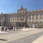 Фотография Королевский дворец в Мадриде