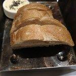 Pre-meal Bread.