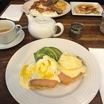 Foto de Garlands Eatery and Coffee House