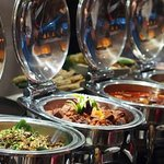 WEEKDAY LUNCH BUFFET SPECIAL 12-2PM, Monday - Friday! $13.95 plus tax & includes coffee or tea!