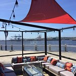 Come on over to the YORK bistro for some bevies and take in our stunning harbour view!