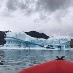 Zodiac Boat Ride on the Glacier Lagoon