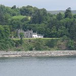 View of Armadale Castle from the ferry