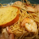 Shrimp Scampi...go for it