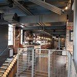 Great German beer hall.