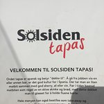 Foto van Solsiden Tapas