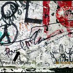 Note Paul McCartney's signature from a recent visit